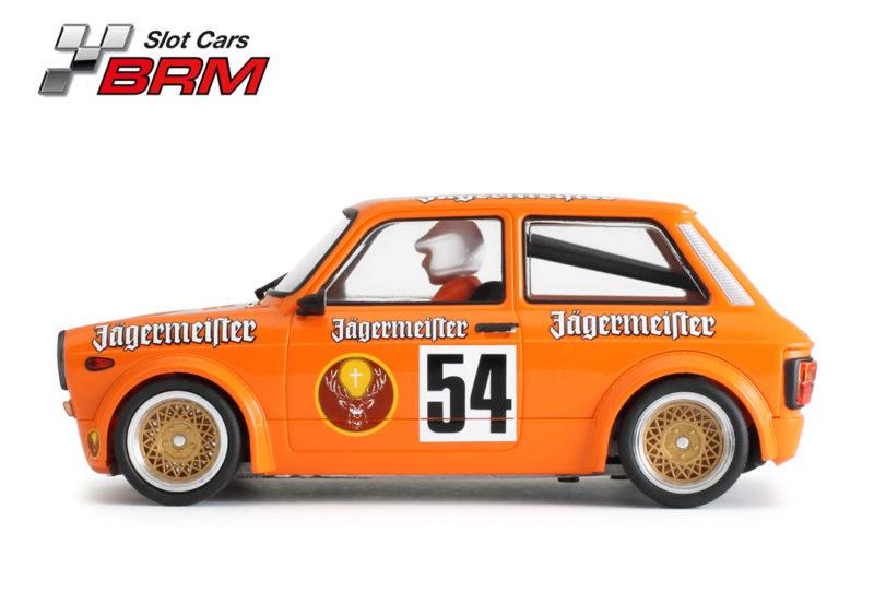 BRM A112 ABARTH – Jagermeister n#54 – Hockenheim 1982 – Réf BRM131