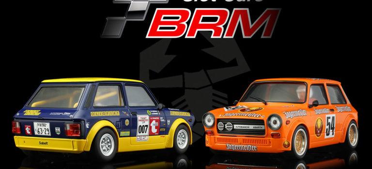 BRM: Tous les détails de l'A112 Abarth 1/24