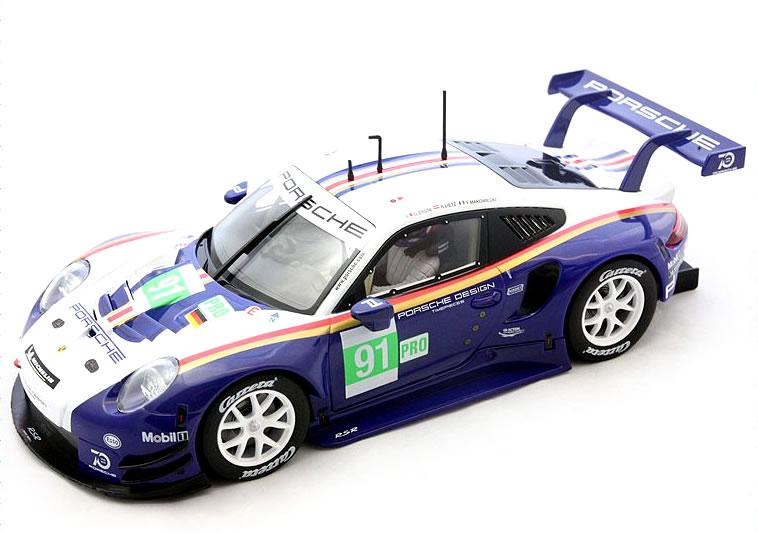 Carrera – Porsche 991 #91 24H le Mans 2019 – réf 23885