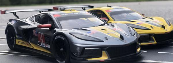Carrera: Des nouvelles photos de la Corvette C8.R