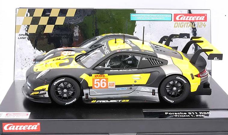 Carrera - Porsche 991 #56 24H le Mans 2018 - réf 23914