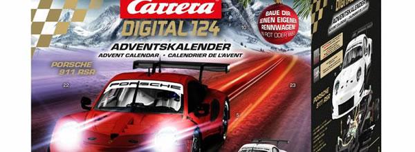 Carrera: Un super calendrier slot de l'Avent 2021