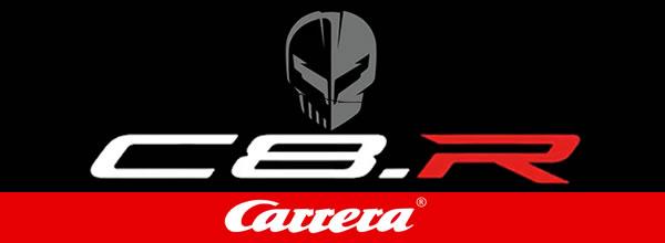 Carrera les premières photos de la Corvette C8.R pour le slot