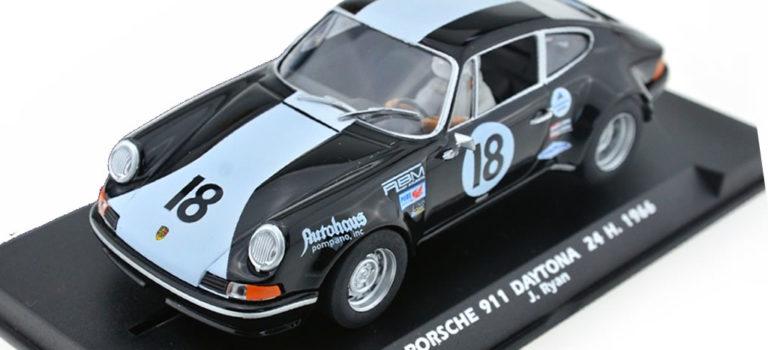 Fly Model Car: les photos de la Porsche 911 24 H Daytona 1966 J. Ryan – FlyA2502