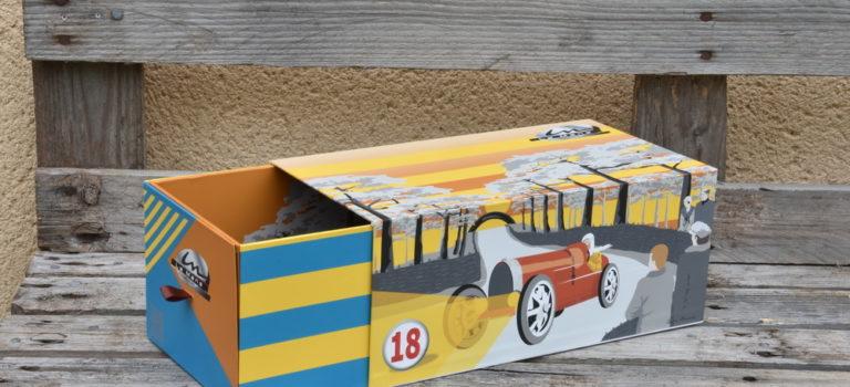 LE MANS miniatures: Des BUGATTI TYPE 59 à l'échelle 1/18 pour les 30 ans de la marque