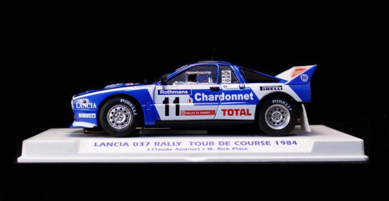 Lancia 037 Tour de Corse 1984 - J. Claude Andruet & M. Rick Place Ref. E2023