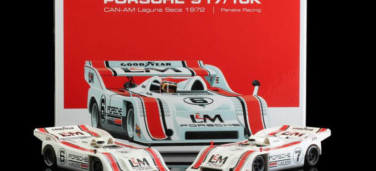 NSR: le coffret collector Porsche 917/10k L&M Can-AM 1972