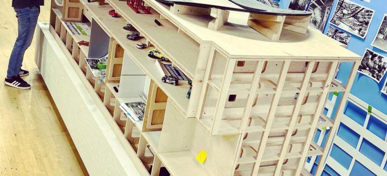 Slot Mods Raceways: la réplique de l'usine italienne Ligotto Fiat