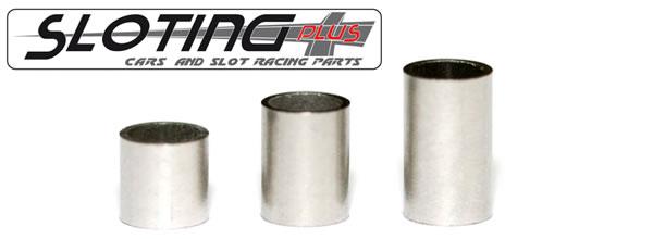 Sloting Plus Une nouvelle gamme de cales pour axes 2.38 et 3mm