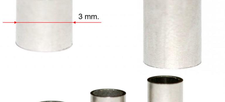 Sloting Plus: Une nouvelle gamme de cales pour axes 2.38 et 3mm