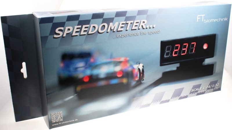 Speedometer de FT-Slottechnik