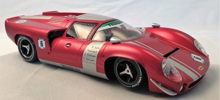 ThunderSlot: Une Lola T70 pour les 6 ans et  deux nouvelles slot cars